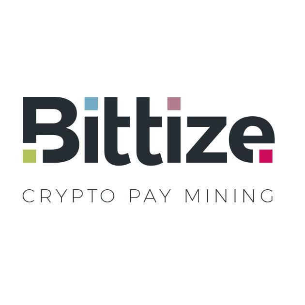 Diseño del logotipo de Bittize - Snik Comunicacion