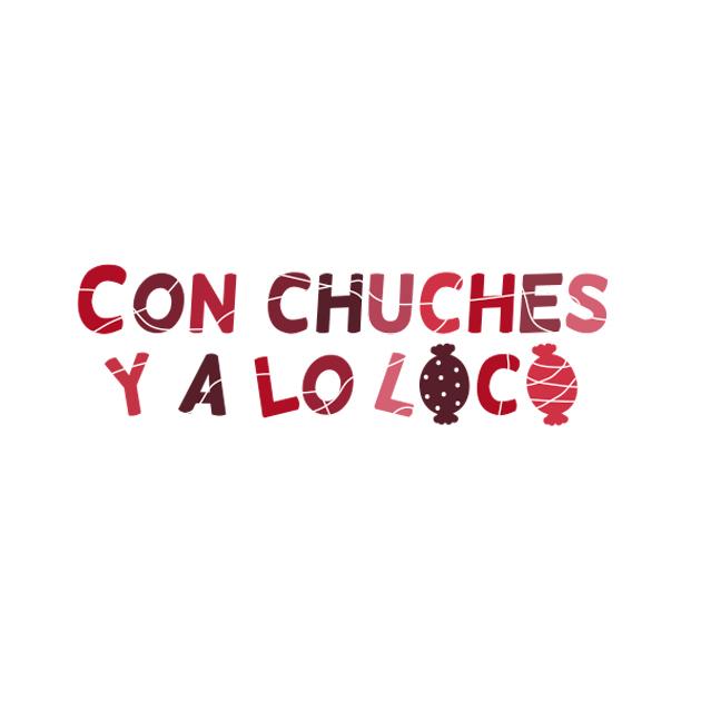 Logotipo Con chuches y a lo loco