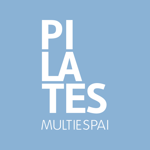 Diseño del logotipo y la papelería corporativa de Pilates Multiespai, estudio de pilates, danza y zoomba ubizado en roda de barà (Tarragona).