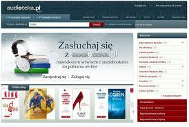 Servicios de creación de contenidos y enlaces en Internet para la tienda de audiolibros Audioteka para su lanzamiento e implantación en el mercado nacional.