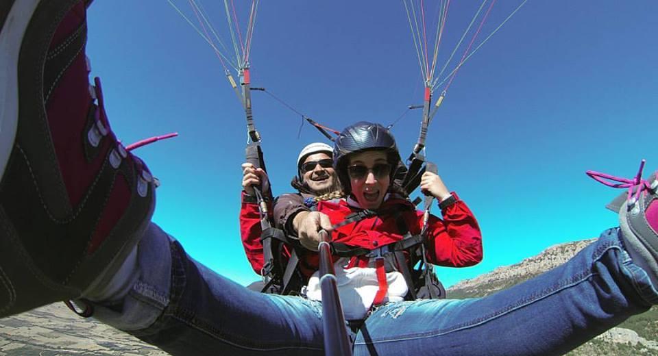 Volar, sentir, entendre | Experiència en parapent amb Àger Aventura't