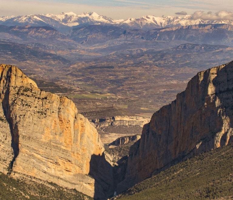 Què fer per la vall d'Àger i Congost de Mont-rebei? Sant Alís
