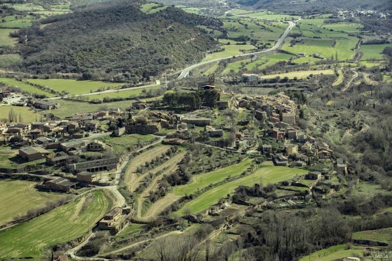 Què fer per la vall d'Àger i Congost de Mont-rebei? La via Romana. (I)