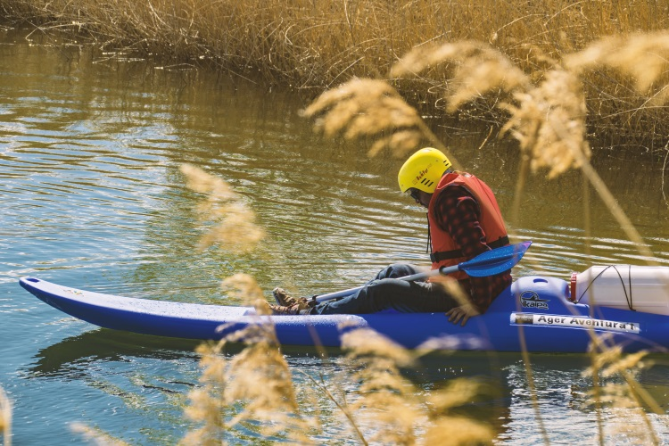 Kayak Montrebei