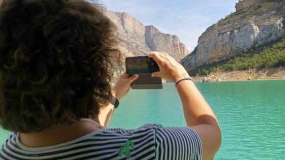 Visita el Congost de Mont-rebei des de Corçà