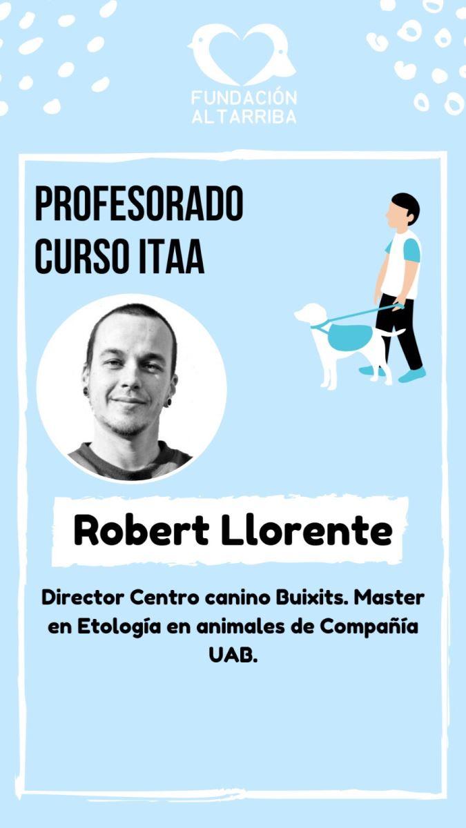 Robert LLorente