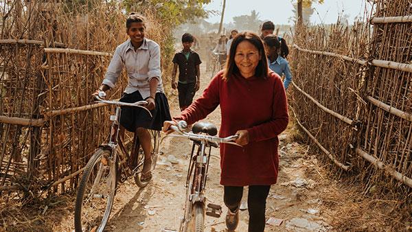 Prisoners assistance Nepal
