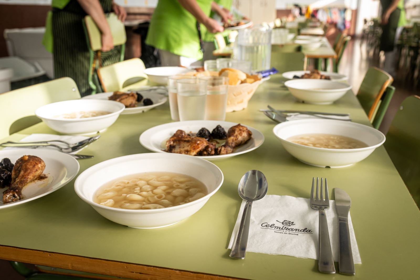Com podem celebrar el Dia Mundial de l'Alimentació en temps de Covid?