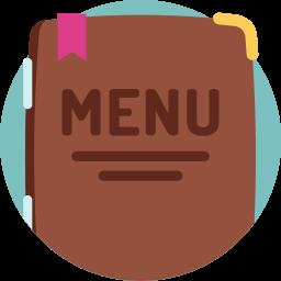 CelMiranda menu