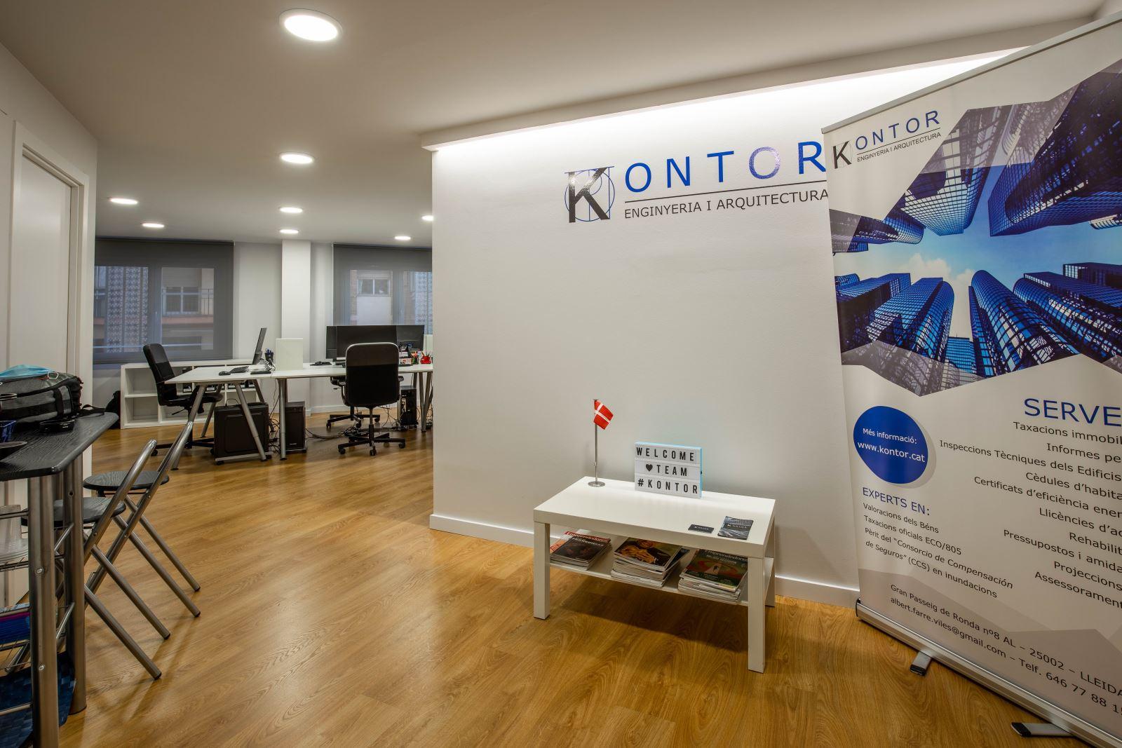 Kontor Lleida Oficina tècnica