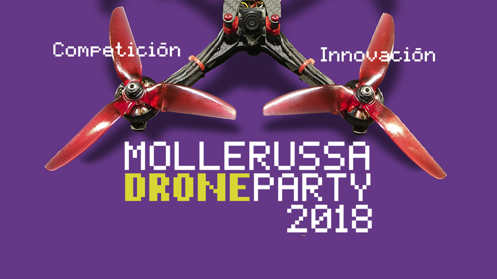 Mollerussa Drone Party