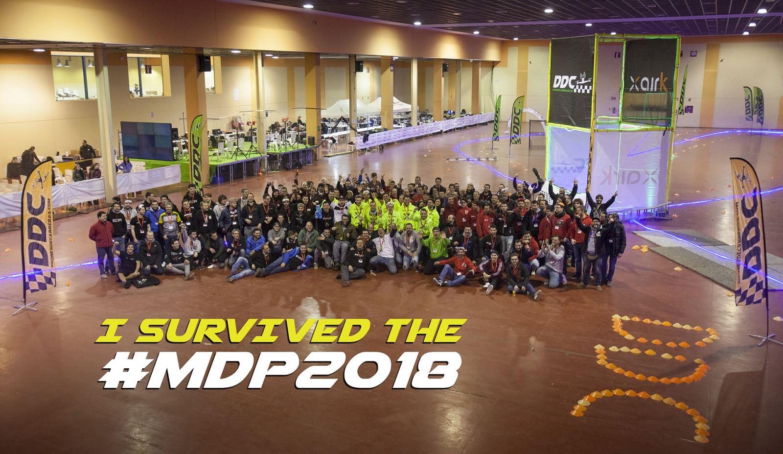 Fotos edición anterior MDP2018