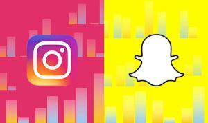 Instagram versus snapchat, monetitzar igtv