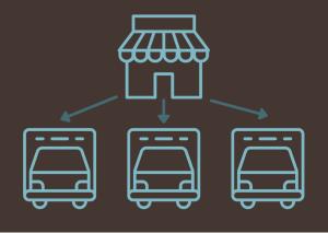 Per què és beneficiós per la teva botiga online treballar amb diferents transportistes?