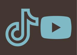 TikTok supera a YouTube en temps de visualització per usuari.