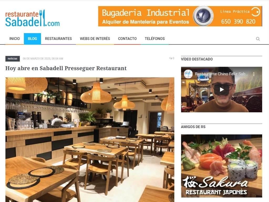 RestauranteSabadell.com
