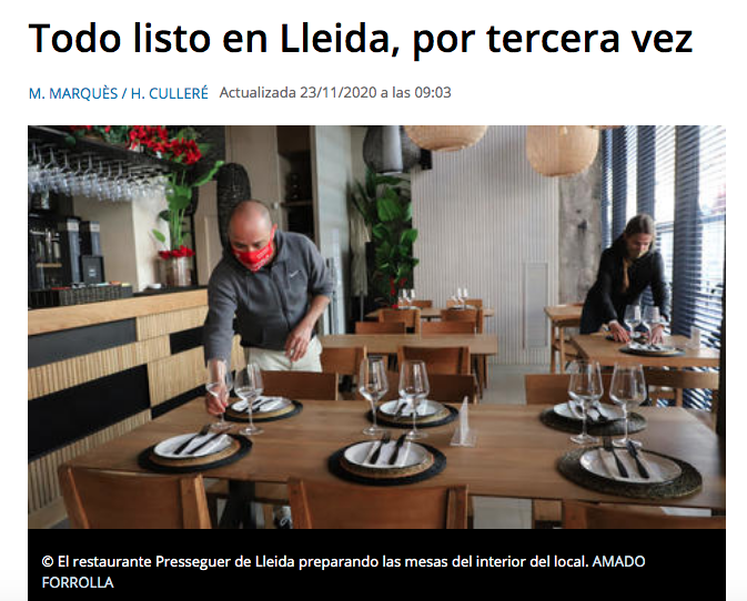 Presseguer Lleida | Diari Segre