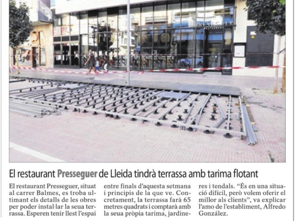 Presseguer Lleida | Segre