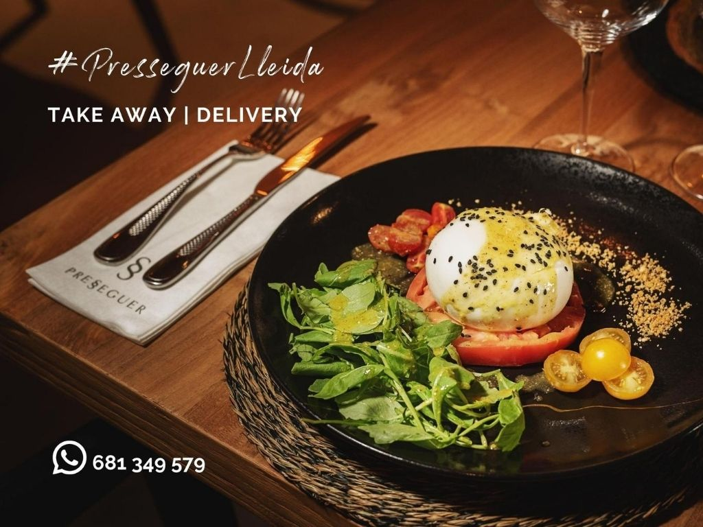 Take away & Delivery Presseguer