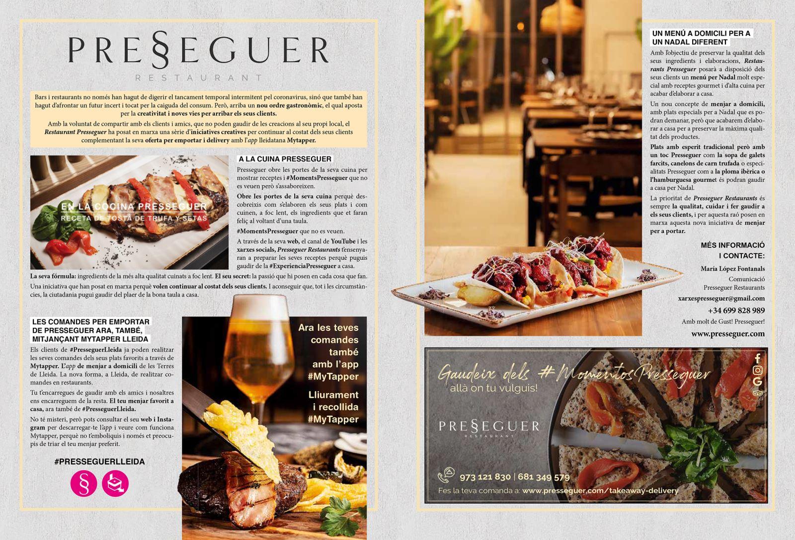 Presseguer Lleida | Magazine Segre