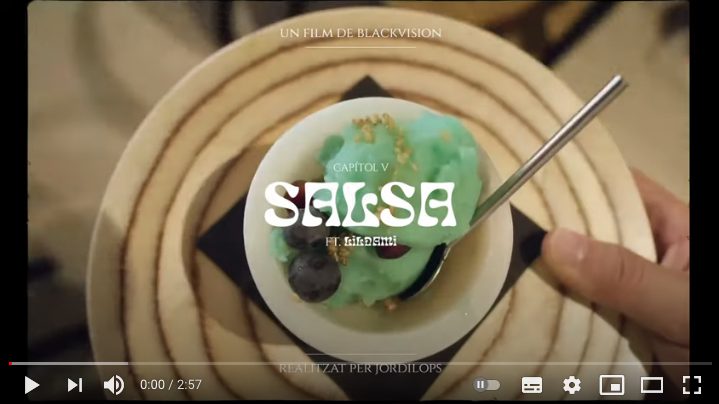 """El videoclip """"Salsa"""" de Flashy Ice Cream en #PresseguerSabadell"""