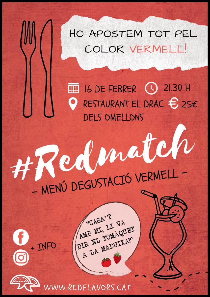 Redmatch | #Gastrosaraos2019