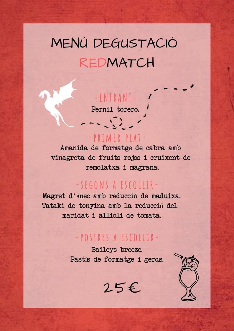 Redmatch | 16 de Febrer 2019
