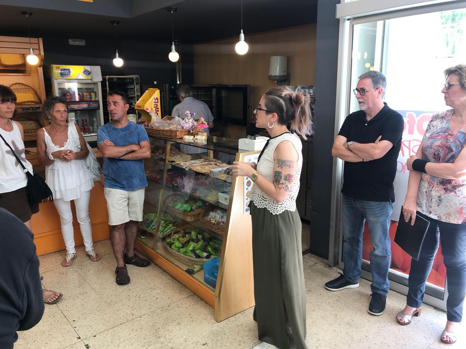 Maridatge Atípic al supermercat Condis Capell de Mollerussa