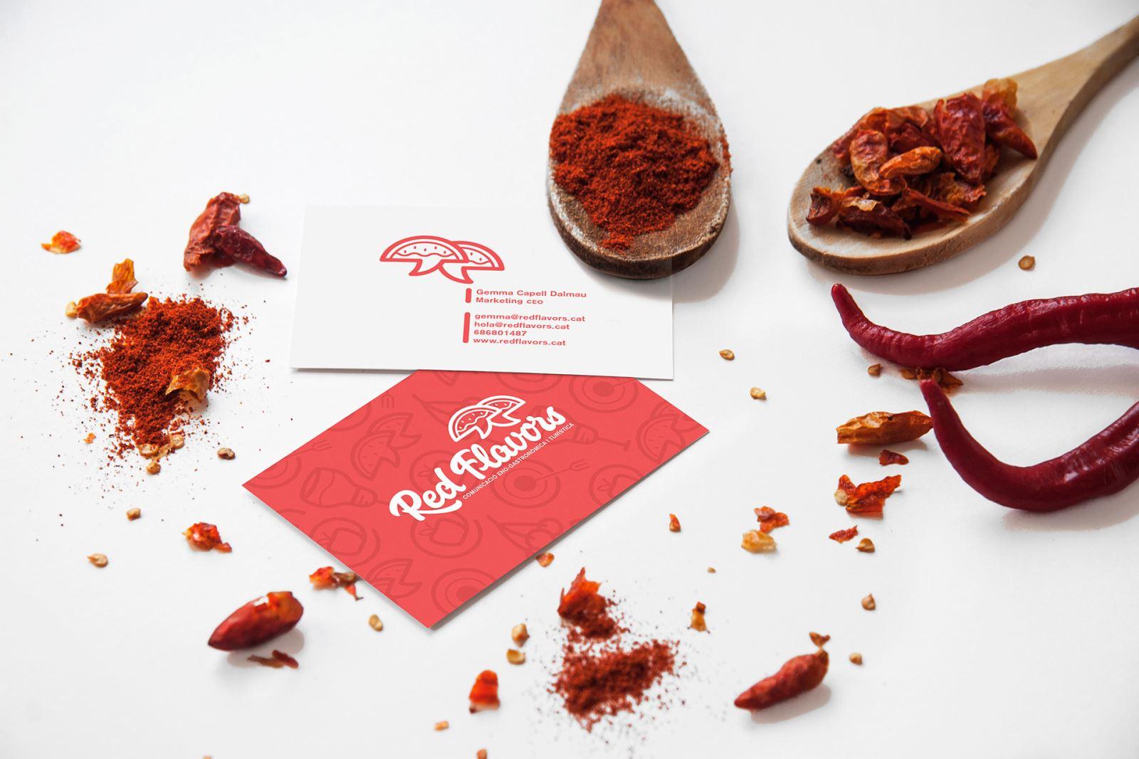 Comunicació especialitzada Red Flavors