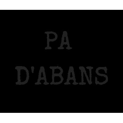 PA D'ABANS