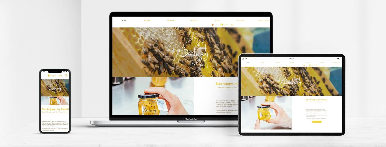 Edició & disseny web | Promoció Covid-19