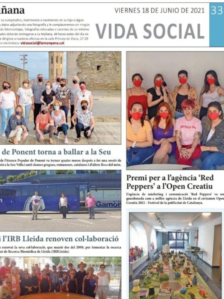 Millor agència de Lleida 'Open Creatiu'