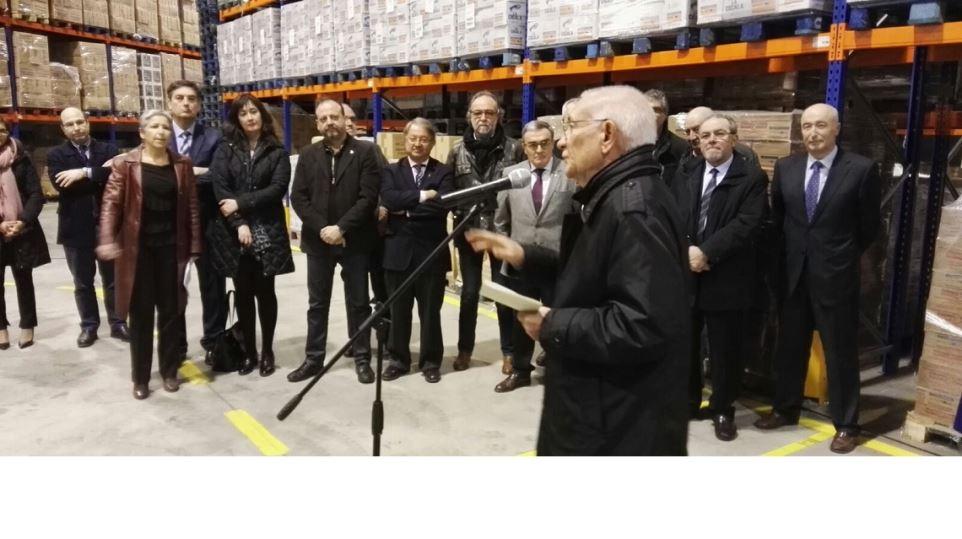 Desè Aniversari del Banc dels Aliments de Lleida
