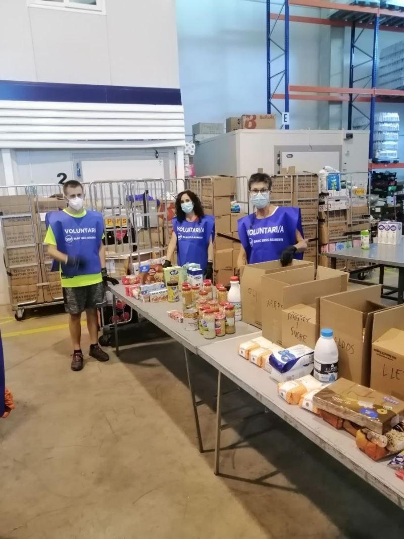 Recapte a Plusfresc: 30.000 kg d'aliments !