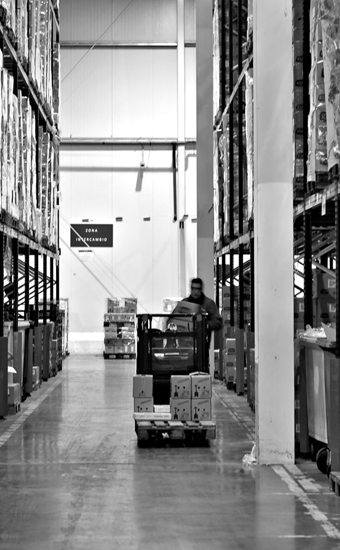Gestió de magatzems