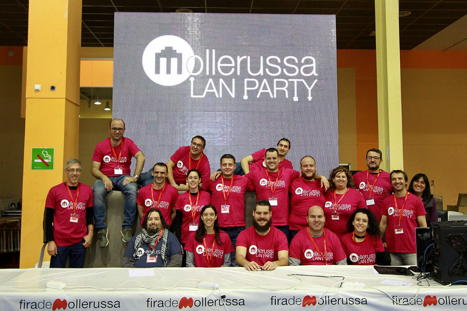 Team Mollerussa Lan Party 2017