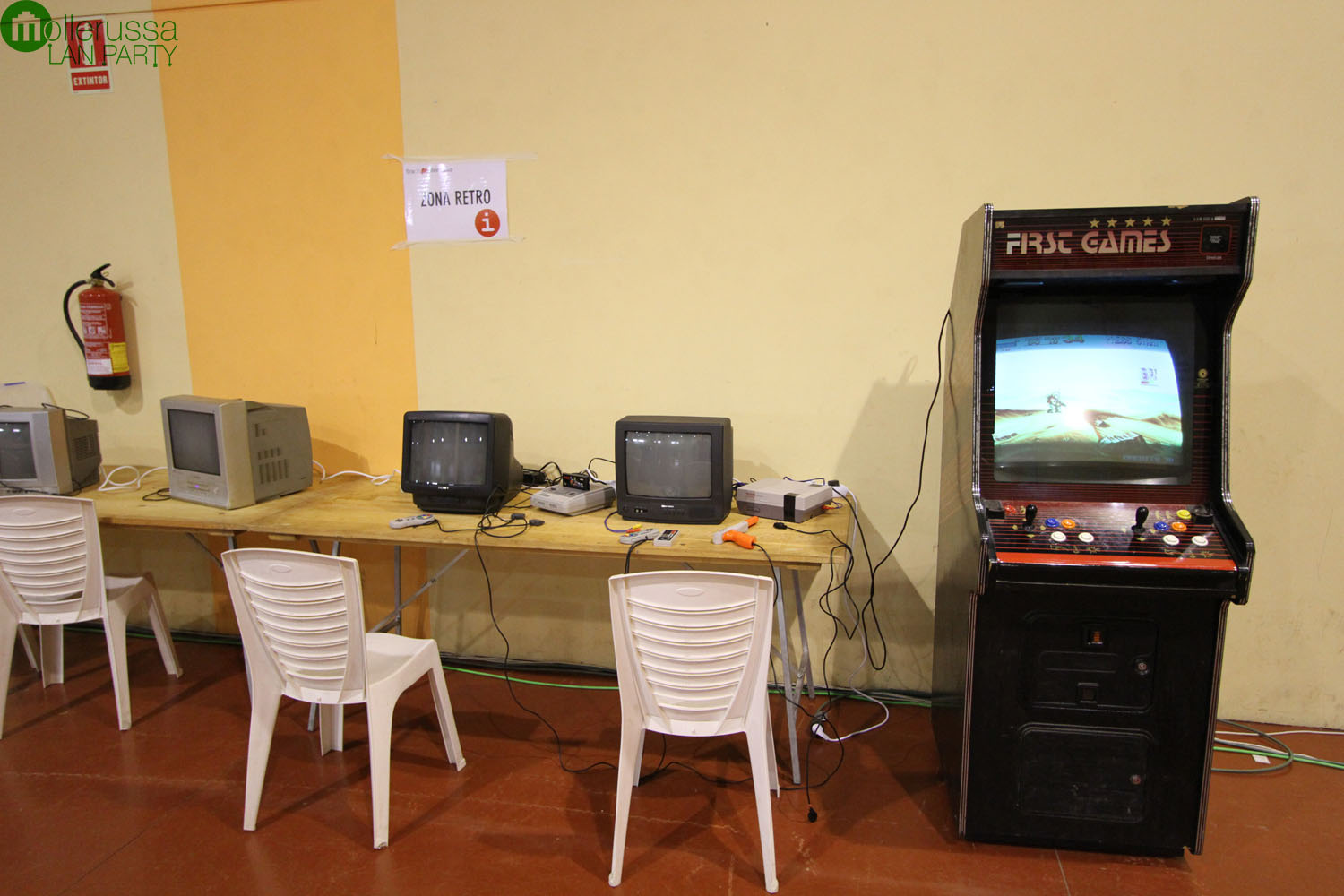 Mollerussa Lan Party Sisena Edició Any 2013