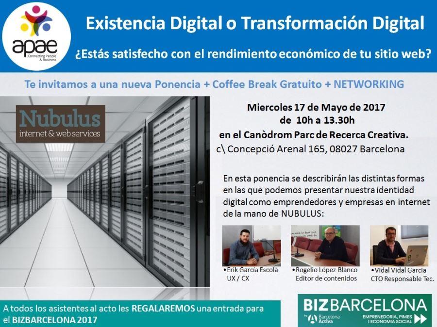 Existencia digital o transformación digital: ¿Estás satisfecho con el rendimiento de tu sitio web?