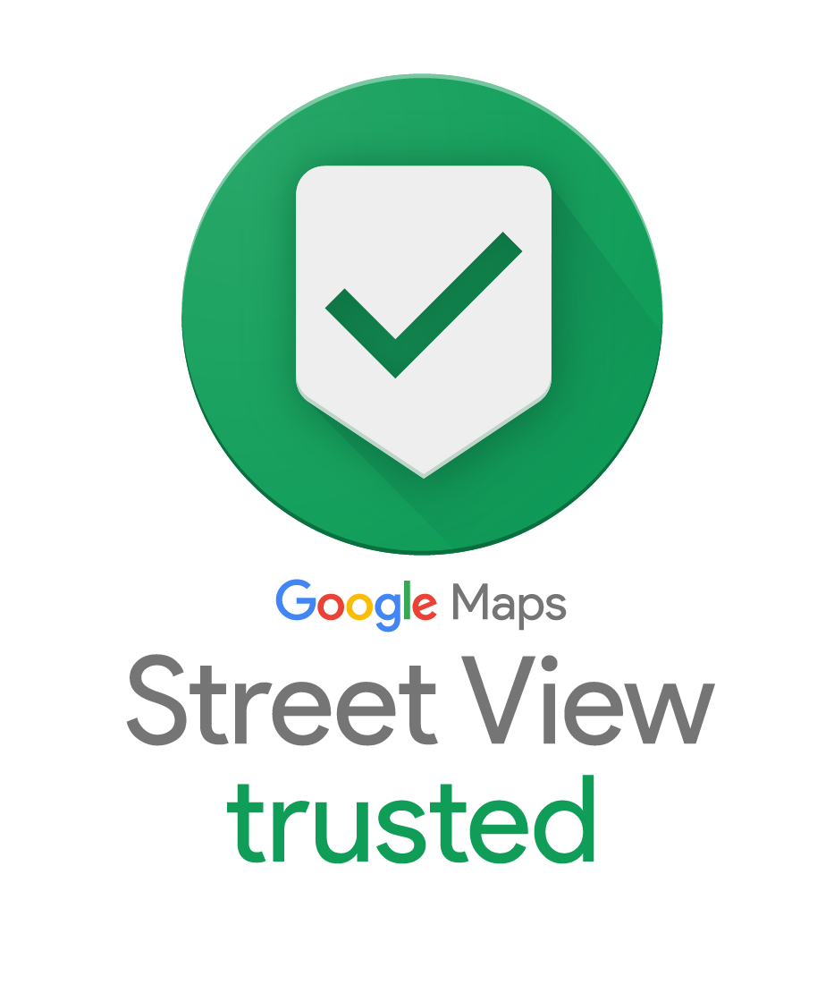 Certificat Google street View Trusted