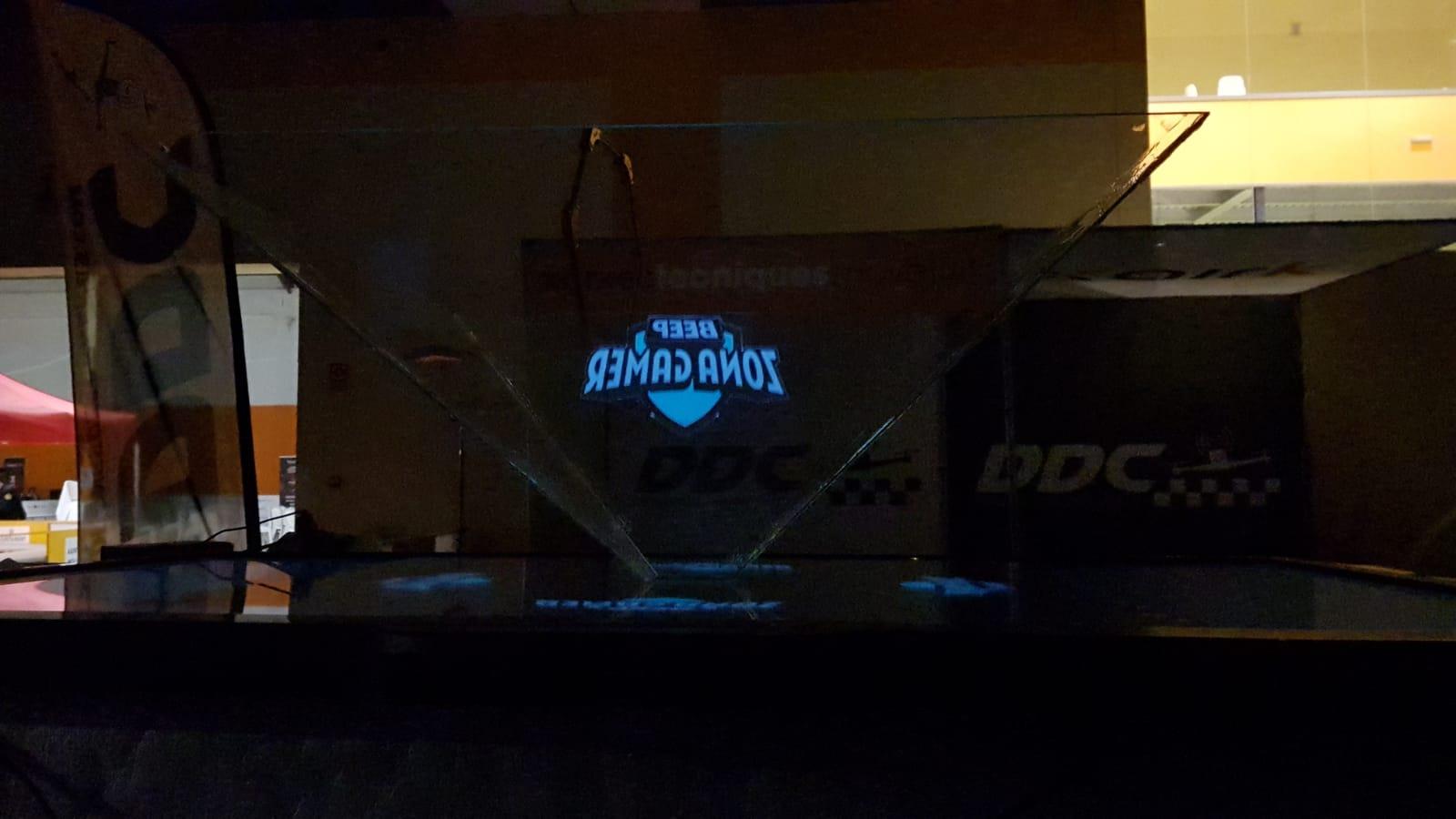 Holograma Bepp Zona GAMER