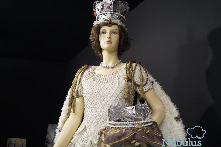 Nubulus Museu de Vestits de paper de Mollerussa