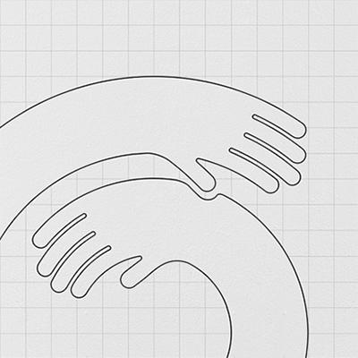 Diseño de logotipo e identidad corporativa para CC Adicciones