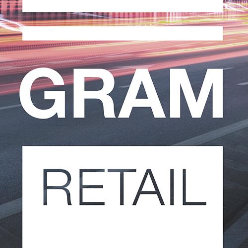 Diseño web para Gram Retail