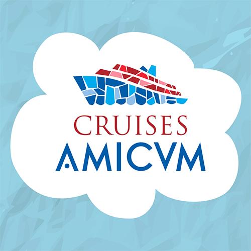 Campaña publicitaria en redes para Cruises Amicvm