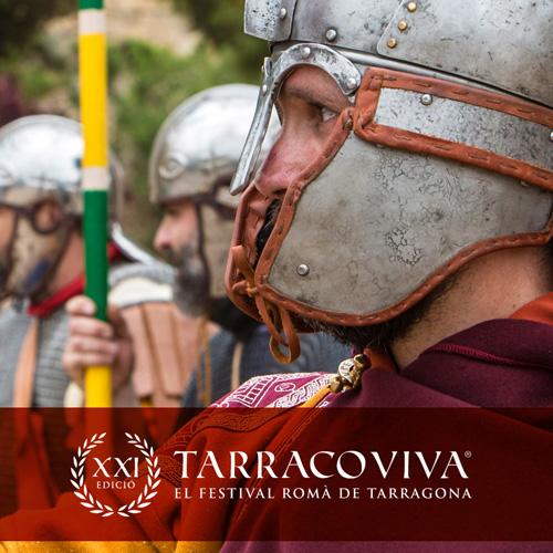 Campaña publicitaria en redes del Festival Tarraco Viva