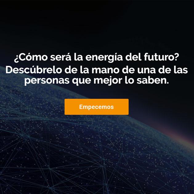 Redacción de contenidos para el web de Factor Energía