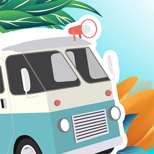 Gestión de redes sociales de festival de verano itinerante Summer Days