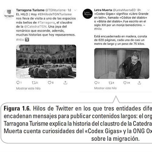 La creativitat d'Snik a les xarxes socials de Tarragona Turisme, en un llibre