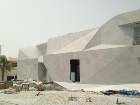 Éxito de Fusteria David Castellvibel en Kuwait