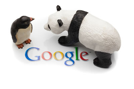 Google nos cambia la portería de sitio con Panda y Penguin